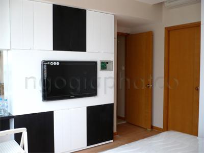 Nội thất căn hộ cao cấp Saigon Pearl - Chị Thủy