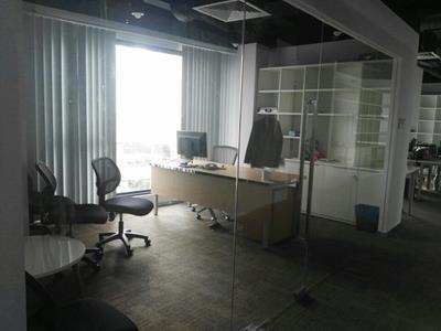 Thiết kế - Thi công nội thất văn phòng công ty Surbana - Sài Gòn Pearl