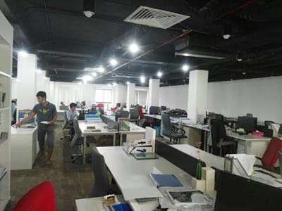 Thiết kế - Thi công nội thất văn phòng giá rẻ