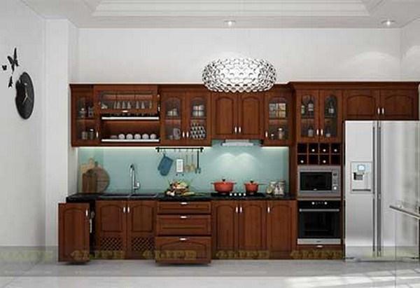 Đại lý chuyên cung cấp các mẫu tủ bếp đẹp và chất lượng nhất. Ke-tu-bep-go-gia-re-5
