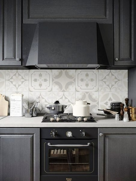 Bạn có thích thiết kế nội thất với gam màu tối?