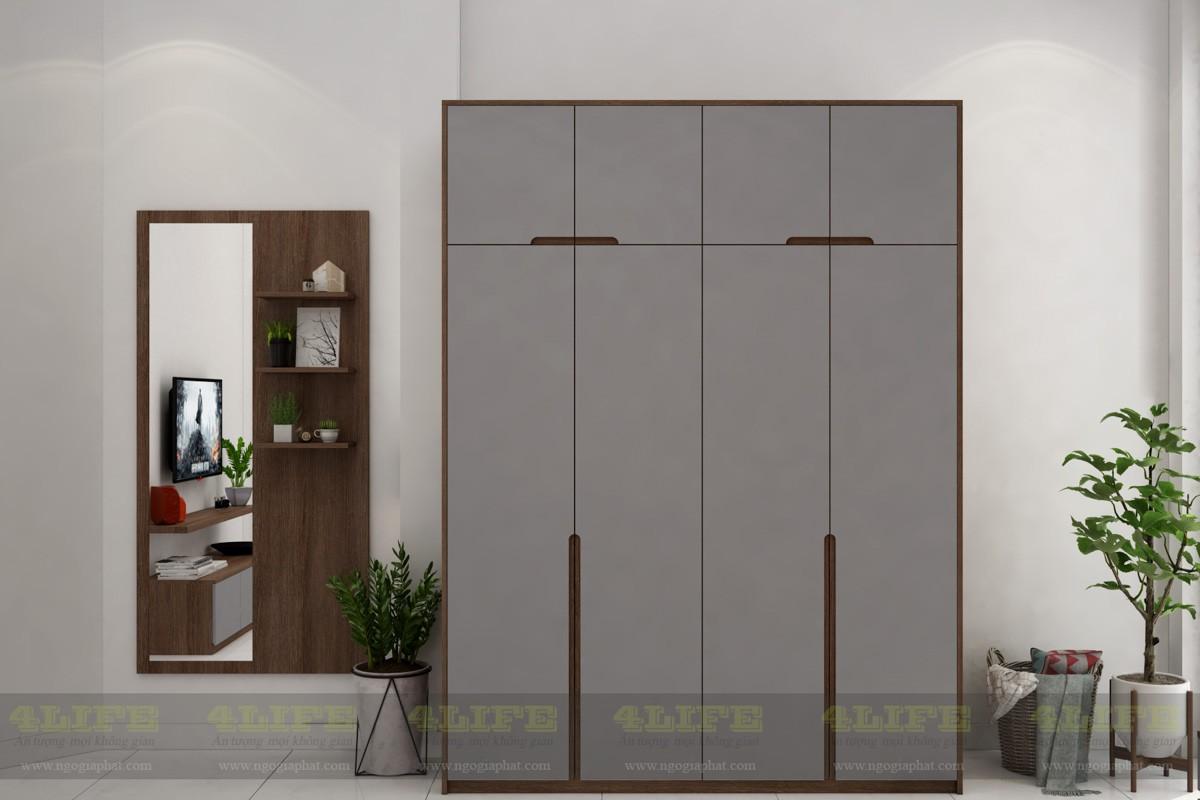 Dịch vụ thiết kế nội thất KCN Tân Bình