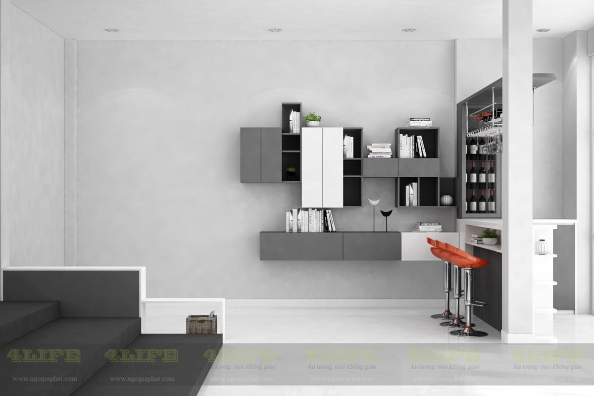 Dịch vụ tư vấn thiết kế nội thất kcn tân bình