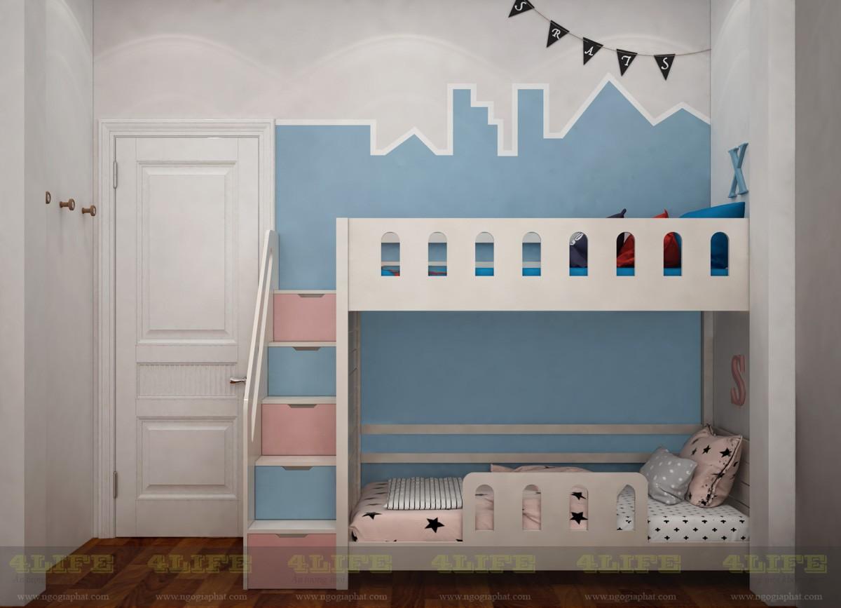 Thiết kế nội thất nhà phố nguyễn chí thanh
