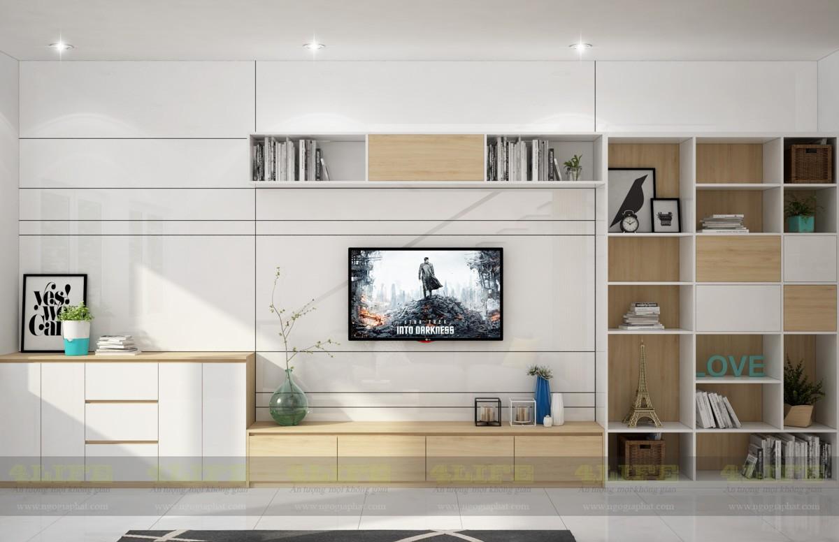 Tư vấn dự án thiết kế nội thất nhà phố Melosa