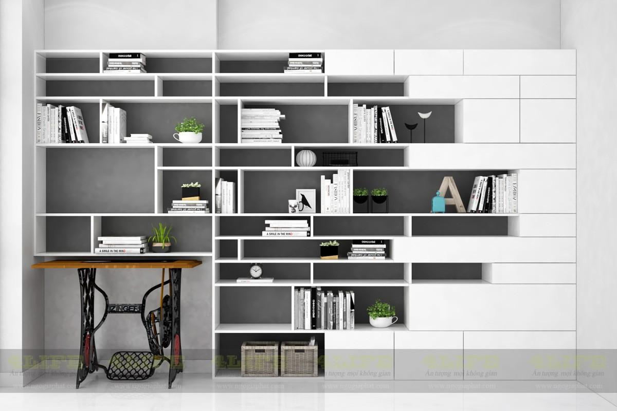 Tư vấn thiết kế nội thất nhà phố kcn tân bình
