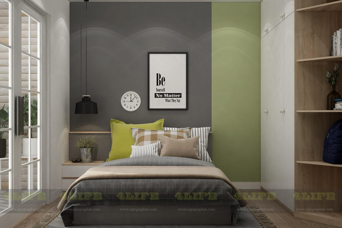 Tư vấn thiết kế nội thất nhà phố Melosa