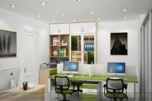 Nội Thất Văn Phòng Thông Minh-Dự án 4S Linh Đông, Thủ Đức