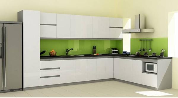 Tủ Acrylic - Sự lựa chọn hoàn hảo cho mọi không gian nhà bếp