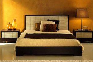 Giường Ngủ Gỗ BED001