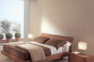 Giường Ngủ Gỗ BED003
