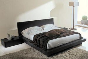 Giường Ngủ Gỗ BED004