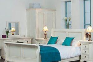 Giường Ngủ Gỗ BED010