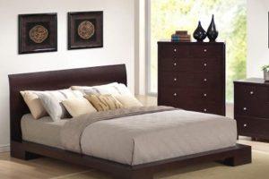 Giường Ngủ Gỗ BED011