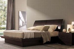 Giường Ngủ Gỗ BED012
