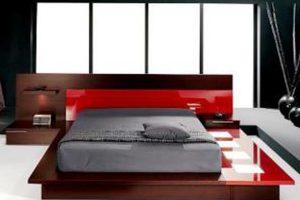Giường Ngủ Gỗ BED016