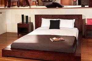 Giường Ngủ Gỗ BED017