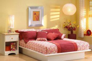 Giường Ngủ Gỗ BED019