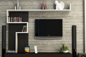 Tủ Kệ Tivi Gỗ Phòng Khách LF012