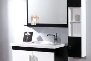 Tủ Lavabo Phòng Tắm Gỗ LV010