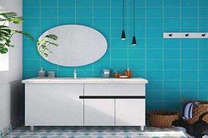Tủ Lavabo Phòng Tắm LV017