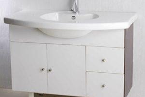 Tủ Lavabo Phòng Tắm Gỗ LV008
