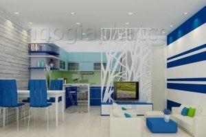 Nội Thất Căn Hộ 2 Phòng Ngủ – Chung Cư Thới An, Quận 12