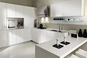 Tủ Bếp – Kệ Bếp MDF TB003