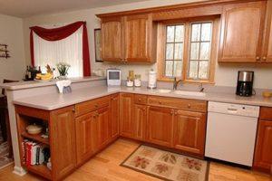 Tủ – Kệ Bếp Gỗ Tự Nhiên TB032