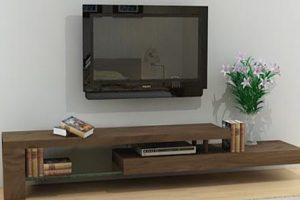 Tủ Kệ Tivi Gỗ Phòng Khách LF014