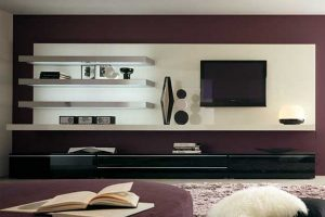 Tủ Kệ Tivi Gỗ Phòng Khách LF015