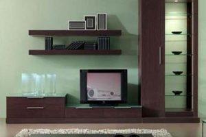 Tủ Kệ Tivi Gỗ Phòng Khách LF002