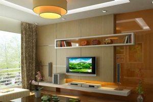 Tủ Kệ Tivi Gỗ Phòng Khách LF006