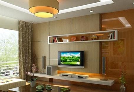 Tu Ke Tivi Go Phong Khach Lf006