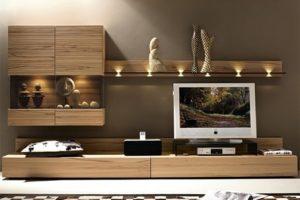 Tủ Kệ Tivi Gỗ Phòng Khách LF008