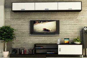 Tủ Kệ Tivi Gỗ Phòng Khách LF010