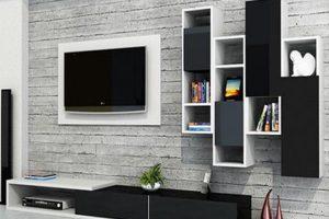 Tủ Kệ Tivi Gỗ Phòng Khách LF011