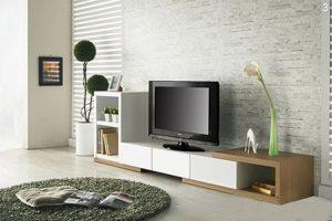 Tủ Kệ Tivi Gỗ Phòng Khách LF016
