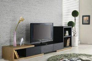 Tủ Kệ Tivi Gỗ Phòng Khách LF019