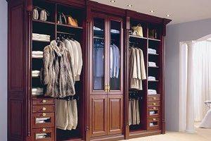 Tủ Quần áo Gỗ WD002