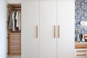 Tủ Quần áo Gỗ WD008
