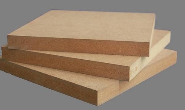 Các loại gỗ công nghiệp làm tủ bếp - Gỗ công nghiệp HDF