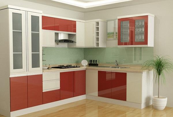 Các loại nhựa làm tủ bếp – Tủ gỗ nhựa Acrylic