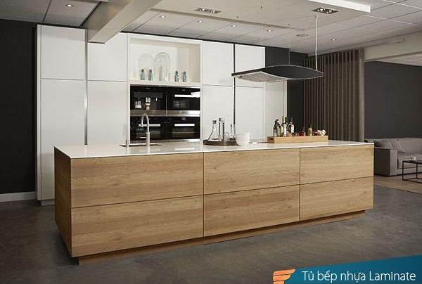 Các loại nhựa làm tủ bếp – Tủ gỗ nhựa Laminate