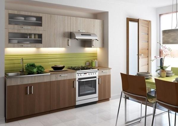 Top 5 Các Vật Liệu Làm Tủ Bếp Phổ Biến Hiện Nay
