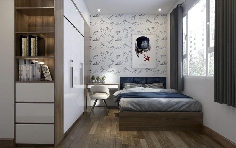 Phòng Ngủ Bé View 1