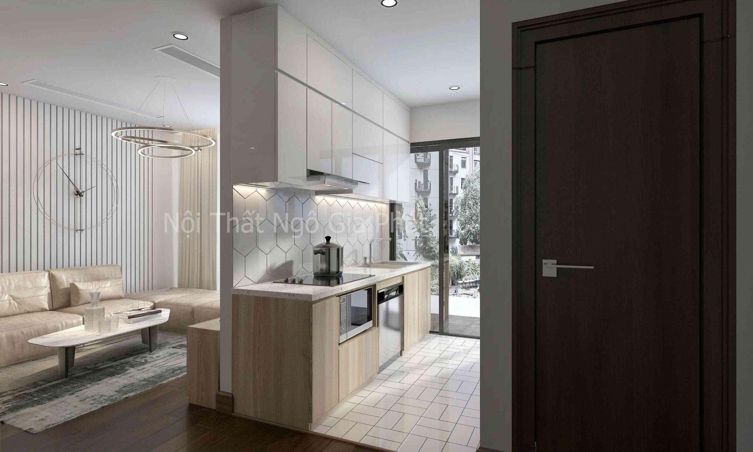 Phòng Bếp View 2