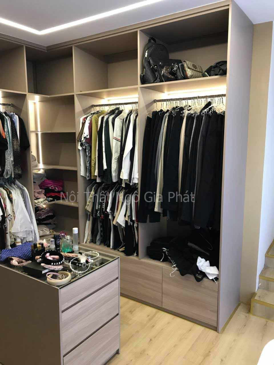 Tủ Quần áo 2