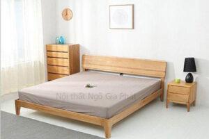 Giường Ngủ Gỗ BED020