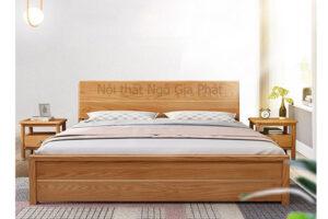 Giường Ngủ Gỗ BED021